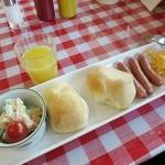 レストランまほーば - ・「朝食(\680)」