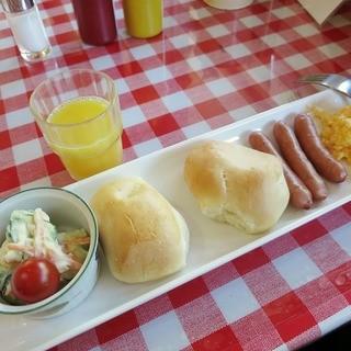 レストランまほーば - 料理写真:・「朝食(\680)」