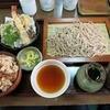 福寿庵本店 - 料理写真:・「福寿定食(\1350)」