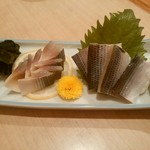 海鮮料理魚春とと屋 - コハダ