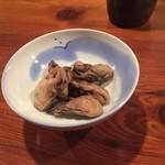 さかなのさけ - ★7.5 牡蠣のしぐれ煮