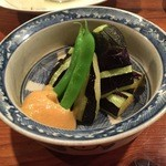 さかなのさけ - ★7.5 茄子の味噌漬け