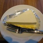 アニマルカフェ ジャンゴー - チーズケーキ