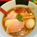 麺屋 正路 - 特製鶏と鰹の中華そば