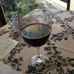 レストラン・シェ・クリサキ - ドリンク写真:まずは赤ワインで乾杯♪