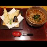 46249677 - 会津蕎麦と天婦羅