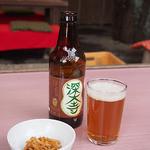 鈴や - 深大寺ビール
