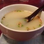 鳥弥三 - 鶏スープ