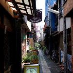 喫茶パーラー ふるさと - 下町の通りにたたずむお店