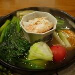 中尾 - ☆香箱蟹といろんなお野菜(^◇^)☆
