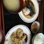 山盛食堂 -