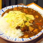 すき家 - 大チーズカレー ¥700