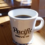 Pacific DRIVE-IN - コーヒー
