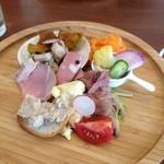 イルコッピア - 料理写真:前菜盛り合わせ