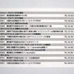 ブーランジェリー ブルディガラ - ショップカード