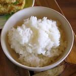 熱帯食堂 - 今週の麺ランチ≪クイッティオトムヤムガイ≫(ごはんsetのミニ白ごはん)