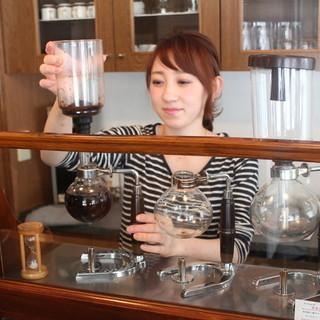 ■■サイフォンコーヒー♪■■