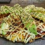 お好み焼・鉄板焼の店 炎 -