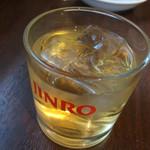 香港美膳 - 昼間から梅酒!