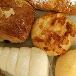 4626437 - 購入したパンたち