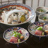 花暦 - 料理写真:てっちり鍋