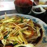くいしんぼう - 野菜炒め