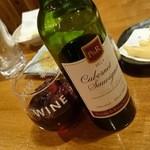 吉鳥  - 赤ワイン