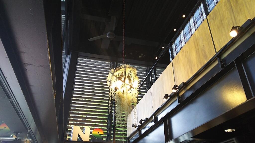 肉が旨いカフェ NICK STOCK 京都リサーチパーク店