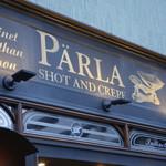 PARLA - お店の看板