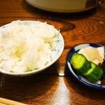 はり重 - お昼のすき焼きコース(ご飯は炊き立てでふっくら)