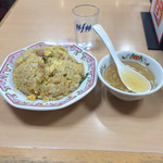 餃子の王将 - 炒飯