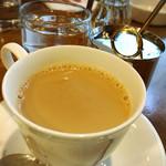 喫茶コケシ - ホットオーレ