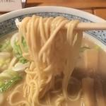 とんぴととりの光龍益 - 細麺ストレート
