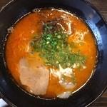 麺や 小鉄 - ピリ辛ラーメン 630円