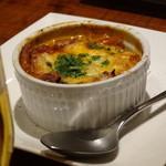 ビストロ クー ハナレ - 牛トリッパのトマト煮