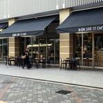BURN SIDE ST CAFE CRAFT KITCHEN+  KUZUHA - 外観