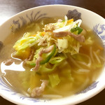 46270116 - 野菜タンメン700円