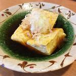 蕎麦 つづら - 玉子焼き