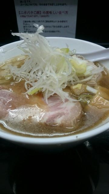 煮干中華そば のじじR 我孫子店 - normal!
