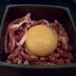 46271972 - 卵をのせて(^^)