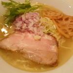 麺や 彩~iro~ - 塩そば 750円