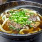 46273709 - 肉うどん小(650円)