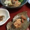 Saikaisakaba - 料理写真:地鶏のシーズンは終わり、カキのシーズンでした。クマもやるらしい。自家製のからすみ美味しいです。焼酎にワインもありました