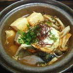 MISO18ヶ月 - 海鮮味噌チゲ鍋