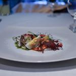 THE KAWABUN NAGOYA - カッポンマーグロ 魚介と野菜のインサラータ☆