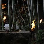 ザ・カワブン・ナゴヤ - バースペースから中庭の眺め☆