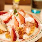 リコプラス - いちごのフレンチトースト