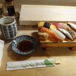 たけやん寿司 - 上寿司1000円