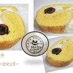 CAFE Vogue Ruby - '10/7フルーツロールケーキ
