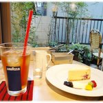 CAFE Vogue Ruby - '10/7下旬ケーキセット